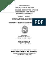 MRF Project