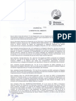 Acuerdo 24 Reformas Al Estatuto Organiz Por Procesos MAE 2009