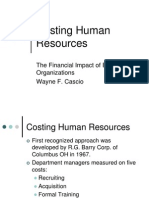 Costing Hr