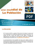 6b.dia Mundial de La Poblacion 2013