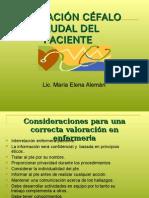 1. Valoración Céfalo Caudal Del Paciente Defensa