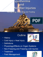 Cold Injury