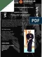 Togakure Ryu Ninpo Uk Taikai 2010-IV