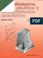 Termodinamica Teorica Cinetica y Termodinamica Estadistica