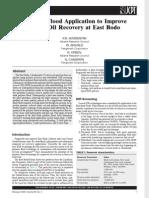 Polymer Flood Aplication Report