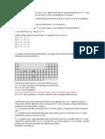 questões propriedades periódicas