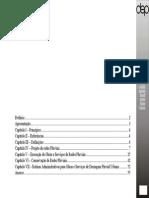Caderno de Encargos DEP 2005_1