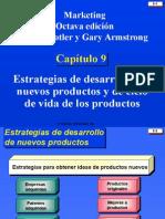 Kotler y Armstrong (Cap9)