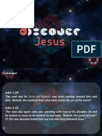 Discover Jesus 2 - The Lamb