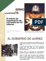 07 El Gobierno de Juárez