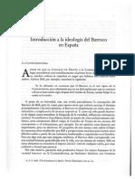 Introducción a La Ideología Del Barroco en España.