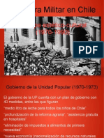 El Golpe Estético en Chile