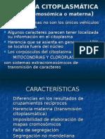 Citoplasma en La Herencia