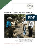 Serie de Campesino a Campesino Construcción y Uso Del Nivel A
