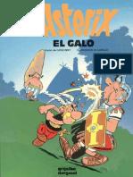 01. Asterix El Galo (1961)