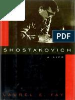 Fay - Shostakovich - A Life