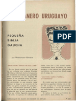 Refranero uruguayo