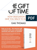 Gift of Time Sample Chapter