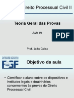 PC2A01 - Teoria Geral Das Provas