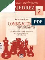 Cuadernos Praticos de Ajedrez n.02 - Antonio Gude