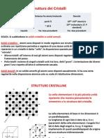 3° cristallografia slides
