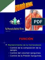 Fisiologìa Renal
