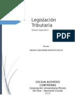 Sistema Impositivo Tributario