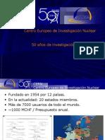 Cern 50 Spain