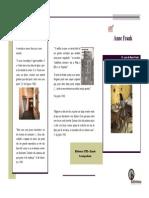 Publicação Anne Frank
