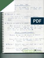 Estudo Para a Prova PMP - Caderno