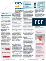 Pharmacy Daily for Mon 09 Mar 2015 - Audit