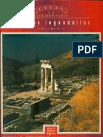 Atlas de Lo Extraordinario - Lugares Legendarios Volumen I