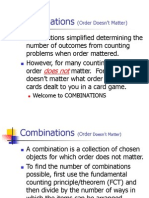 d8 4 7 combinations (order doesnt matter)