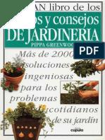 Plantas - El Gran Libro de Los Trucos y Consejos de Jardineria