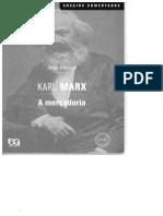 A Mercadoria - Karl MARX