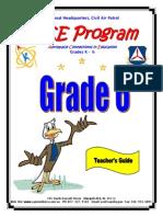 CAP ACE Program (2011)