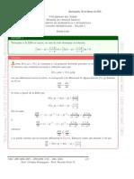 ecuaciones diferenciales exactas y factor integrante