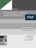 Matemática EM - Teoremas