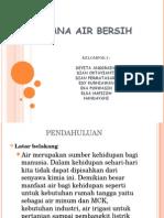 Sarana Air Bersih