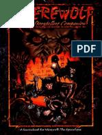 Werewolf the Apocalypse Storytellers Companion 1