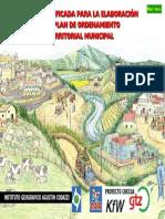 Guia Simplificada Para La Elaboracion Del Plan de Ordenamiento Territorial Municipal