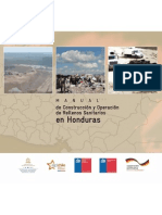 Manual Construcción y Operación de Rellenos Sanitarios Honduras GIZ.