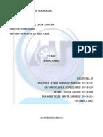 EXENCIONES Grupo No. 09 Derecho Tributario 17-05-2012