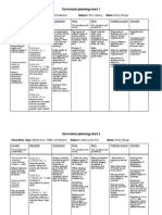 architectureunit curriculumtables