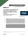 trasnferencia inmobiliaria por prescripcion adquisitiva
