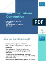 Short Introduction to the Maritime Labour Convention