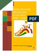 LINEA BASE ECOCLIMA PERU BOLIVIA.pdf