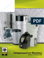 Compressed Air Filtration-Product Catalogue 2009