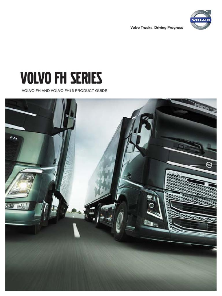 Volvo Fh Series Uk