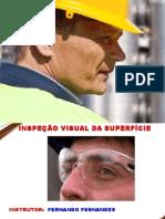 PC-01 Inspeção Visual de Superfície 2013